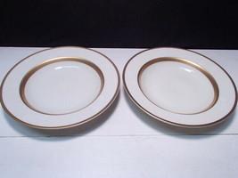 2 Mikasa Antique Lace Soup / Salad Bowls ~~~ Elegant Lace Trim - $17.99