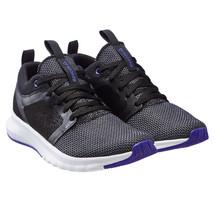 NEW Reebok Print Athlux Shatr Women's Running Shoes- Black Purple NWOB