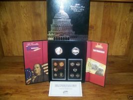 2006 US MINT AMERICAN LEGACY COLLECTION PROOF SET - $109.94