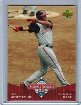 2006 Upper Deck National Baseball Card Day KEN GRIFFEY Jr. #UD7 (2337) - $2.25