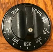 G.E. Oven Model# JRP24BOW4BB Oven Temperature KNOB-FREE Shipping - $12.86