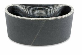 "5 Sanding Belts 3"" x 21"" 120 grit - $22.28"