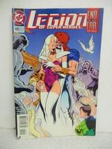 Dc COMIC- Legion Of SUPER-HEROES- #60- GOOD- L30 - £3.91 GBP