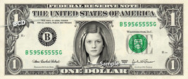 GINNY WEASLEY on REAL Dollar Bill Harry Potter Cash Money Collectible Memorabili - $8.88