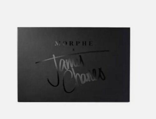 JAMES CHARLES x MORPHE ARTISTRY PALETTE LARGE NIB! 100% AUTHENTIC