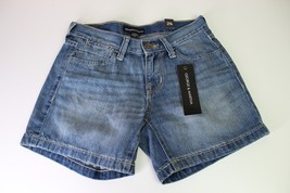 George & Martha Women's Blue Light Stone Diane Shorts Size 29 NWT$36 - $8.59