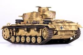 Academy 13531 German Panzer III Ausf.J North Africa Tank Plastic Hobby Model Kit image 2