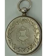 Antique J.Boutte silver&enamel fancy dial pocket watch for Chinese marke... - $1,200.00