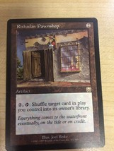 (1x) Rishadan Pawnshop (x1)✰NM-Mint✰Mercadian Masques✰MTG 1 x - $1.13