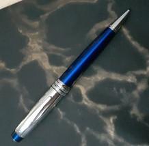 Cross Bailey Blue Lacquer Ballpoint Pen - $57.42