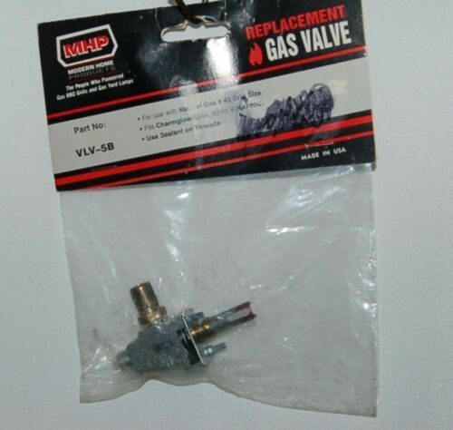 Modern Home Products VLV5B Replacement Natural Gas Valve 43 Drill Size