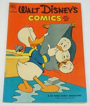 Walt Disney's Comics and Stories #146 FN- november 1952 - donald duck golden age - $17.99