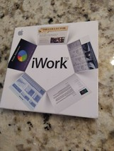 Apple iWork' 08 Office Software Suite Mac Keynote/Pages/Numbers - $16.69