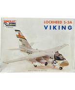 Minicraft Hasegawa 1:72 Lockheed S-3A Viking Jet Model Kit No.1142 No De... - $29.69