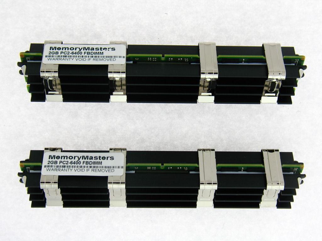 16GB 4X4GB MEMORY FOR APPLE MAC PRO DDR2 MA356LL//A 2.66GHZ /& 3.0 GHZ 2.0GHZ