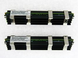 4GB (2x2GB) DDR2 Ram 800MHz Ecc Fb Dimm Apple Mac Pro - $47.27