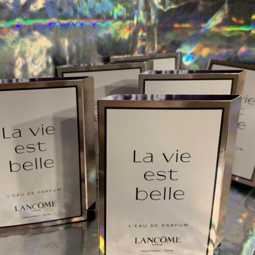 La Vie E'st Belle 6x 1.2mL Vials With Original Card