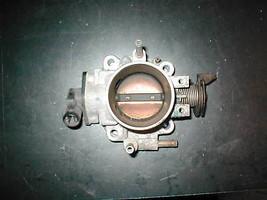 1990-1993 honda accord throttle plate throttle body fits 5 speed manual - $38.61