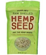 Trader Joe's Raw Shelled Hemp Seed - 8 Oz - $12.86