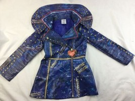 EVIE Disney Descendants Girls Costume Jacket Only 5/6 - EUC - $18.69