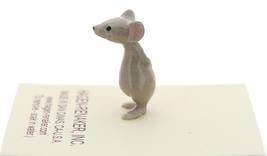 Hagen-Renaker Miniature Ceramic Mouse Figurine Little Brother Hands Behind Back image 2