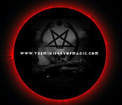 Exclusive SATANAS POTENTIAE Devil's Pact POWER Spell - $6,660.00