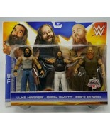 WWE The Wyatt Family KMart Exclusive 3-Pack Bray Wyatt Erick Rowan Luke ... - $88.98