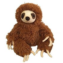"Wishpets Stuffed Animal - Soft Plush Toy for Kids - 14"" Sloth - $12.00"