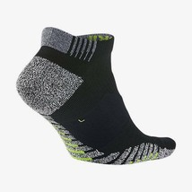 New NIKE Grip LOW CUT LightWeight TRAINING Socks sz's: S; M; XL  SX5751-010 - $24.99