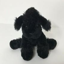"Ganz Lil' Kinz Black Poodle HS191 Plush Stuffed Animal Beanie 6"" No Code - $9.78"