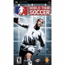 Sony PSP World Tour Soccer Rated E 2005 - $4.95