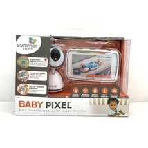 Summer Infant Baby Pixel Video Baby Monitor with 5-inch Touchscreen Dama... - $175.00