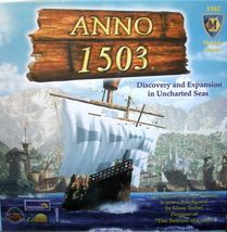 ANNO 1503 by Mayfair Games (MIB/NEW) - $25.00