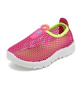 CIOR Toddler Kids Water Shoes Breathable Mesh Running Sneakers Sandals f... - $9.50