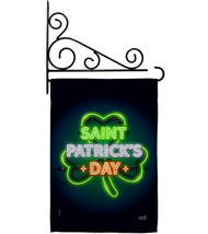Saint Pat Neon - Impressions Decorative Metal Fansy Wall Bracket Garden ... - $27.97