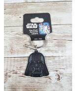 Star Wars Darth Vader Key Chain - Plasticolor Inc - #004392 - New - $8.20