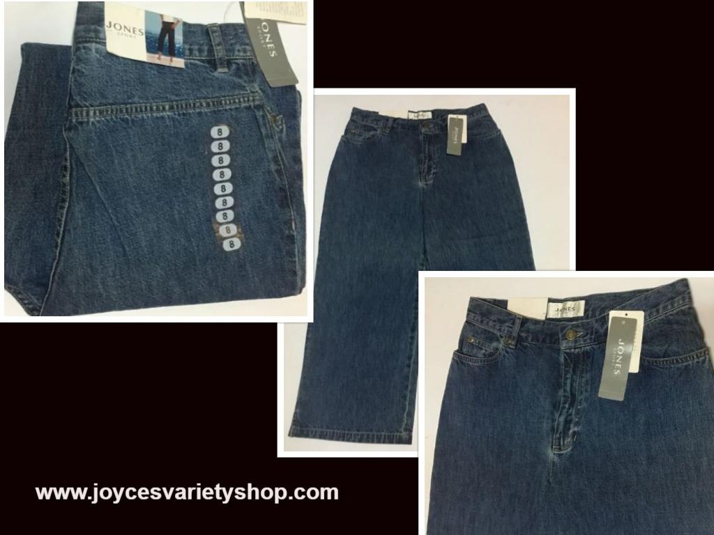 Jones jeans 8 capri web collage
