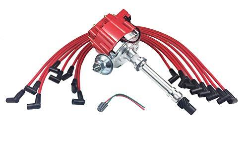 A-Team Performance 65K COIL Distributor Small Block/Big Block SBC/BBC Compatible