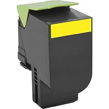 Pegasus Compatible Replacement for Lexmark CX310 CX410 CX510 2K Yellow Toner 800