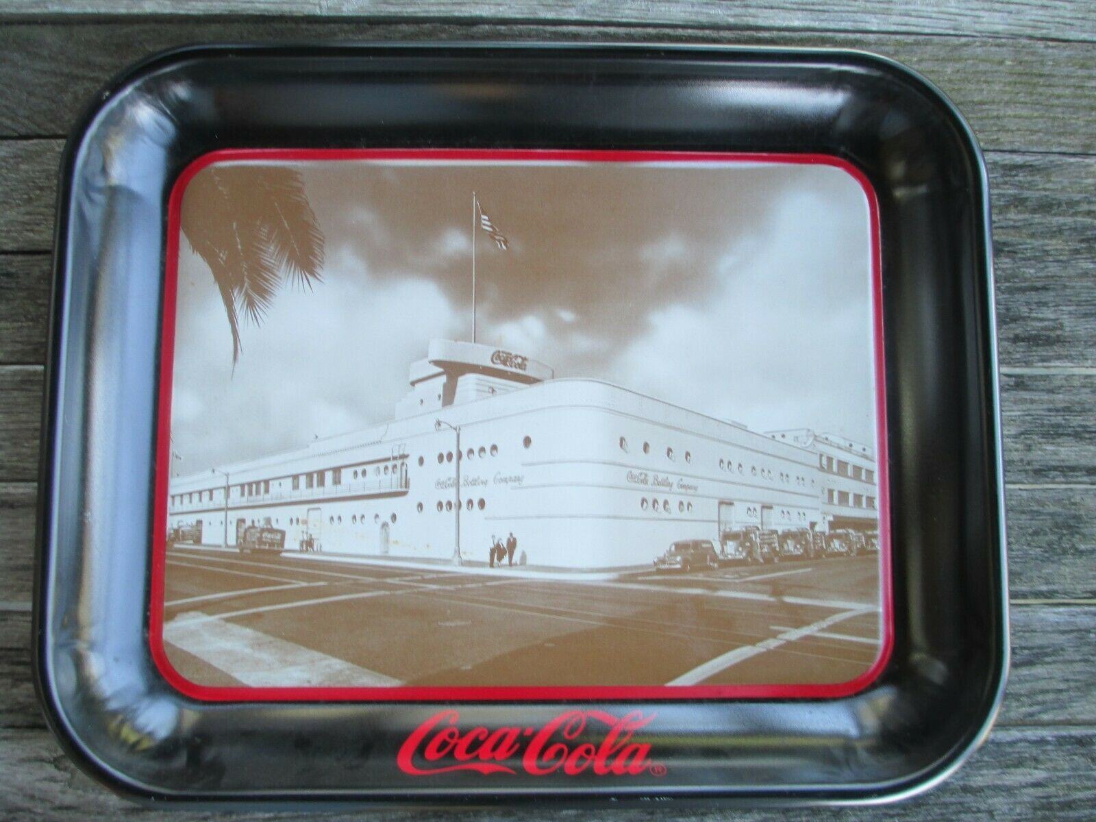 Primary image for Coca-Cola Whaddya Know Reproduction Newspaper Ad Tray Issued 1993-1998