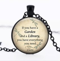Cicero Cabochon Necklace (13029) >> Combined Shipping - $3.71
