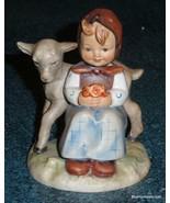 "Antique ""Good Friends"" Goebel Hummel Figurine #182 TMK1 Incised Crown - ... - $290.99"