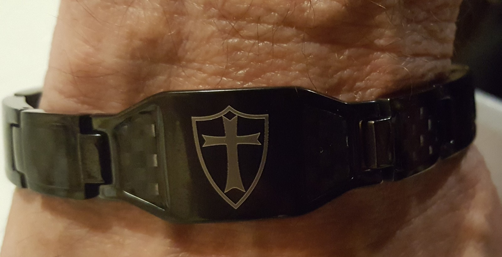 Knights Templar Magnetic Holistic Pain Relief Bracelet