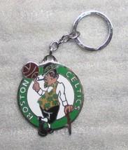 NBA Boston Celtics Metal Basketball High Quality KEY CHAIN Ring Keychain... - $12.99
