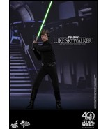 LUKE SKYWALKER Hot Toys MMS 429 STAR WARS Return of the Jedi 1/6 Scale F... - $225.00