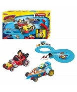 Carrera Mickey Mouse and The First Roadster Racers - $32.49