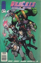 (CB-8) 1996 Image Comic Book: Wildcats #28 - $2.00