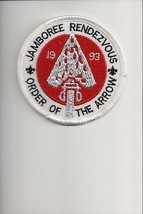 1993 National Jamboree Rendezvous Order Of The Arrow OA patch - $5.94