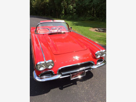 1961 Chevrolet Corvette Convertible For Sale In Byron Center MI 49315 image 10