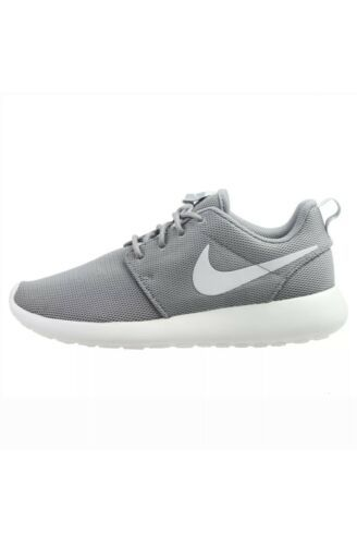 Nike Roshe One Womens 844994-003 Cool Grey Summit White Running Shoes Size 8